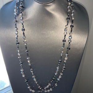 """70"""" Crystal Necklace"""